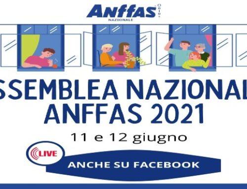 Presente anche la Fondazione all'Assemblea Nazionale Anffas 2021!